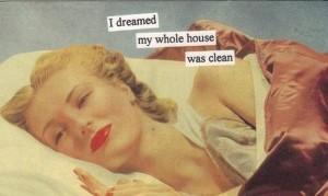 Home, Clean, Home!