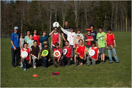 Ultimate Frisbee Club @ Ashwood Waldorf School | Rockport | Maine | United States