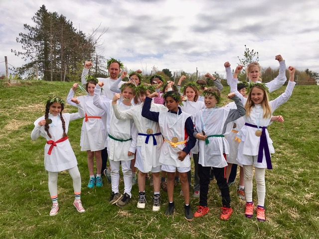 Pentathlon: Grade 5 @ Maine Coast Waldorf School | Freeport | Maine | United States