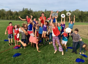 Ultimate, Archery & Circus Camp @ Ashwood Waldorf School | Rockport | Maine | United States